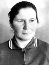 Гоева Анастасия Петровна.
