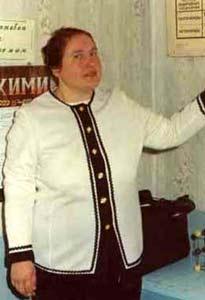 Мельникова Людмила Владимировна